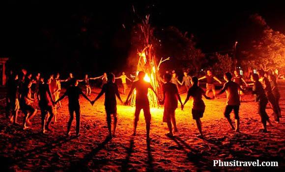 lửa trại